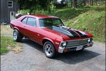 Muscle cars / Cars that I wish I had the money for