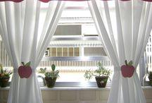 cortinas e bandos