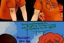 Percabeth Randoms