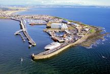Troon Yacht Haven / Situated on the Southern Clyde Estuary, Troon Yacht Haven provides an ideal port for entering the Clyde or for passage making to Ireland and the South