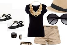 summer ♥ / Cool summer outfits :)