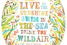 bring me sunshine - positive vibes
