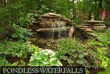 Gartenwasser