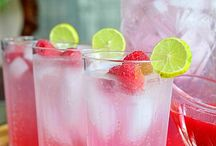 Summer Coolers / Drinks to cool off