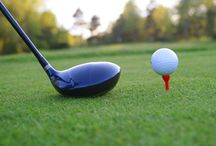 Golfing on the Back 9 / WHAT KEEPS YOU YOUNG? Exercise. Better yet. GOLF. Dismiss aging stereotypes. Age gracefully and well articles CHECK IT OUT. *(WhiteHair365.com)*