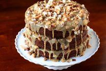 Food :Cakes/ Cupcakes/ Muffins / by LindaDavid Hardison
