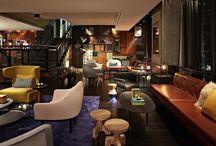 hotels space / by Serge Katkov