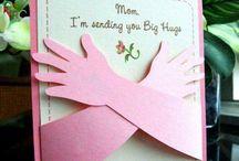 Äitienpäiväkortti 1