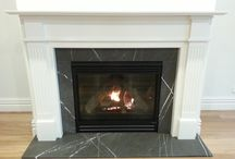 Our Clients / Fireplace installations completed by the team at The Gas Log Fire Company.