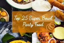 Whiskaffair Super Bowl Party Food / Make these tried and tested recipe to  make party finger food this Super Bowl and enjoy the game with your friends and family munching on these easy and simple to make snacks.
