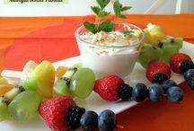 frutta come dessert