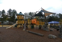 Miracle Recreation Playgrounds / Commercial Outdoor Playground Equipment and Themed Play