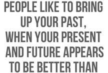 Quotes & pieces...