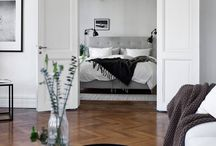 Scandinavian Living Clean Minimalistic Home Styling