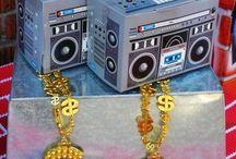 Hip- hop party