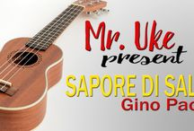 Ukulele cover / Le mie interpretazioni di brani con l'ukulele