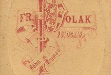 Český Krumlov, Polák Fr.