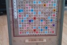 Make a Mother's Day gift from scrabble