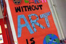 Every child is an artist / Idee per attività e cartelloni