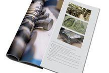 Foldery Reklamowe / Advertising Catalogues / Foldery reklamowe, do których wykonałem projekt i w dużej mierze zdjęcia obiektów lub produktów.