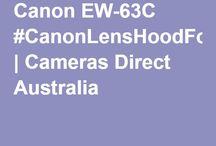 Canon Lens Hood / #LensHood #CanonLensHood #LensHoodForCanonLens http://www.camerasdirect.com.au/camera-accessories/camera-lens-hoods/canon-lens-hood