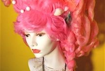 bazaar hair and hats / by Durelle Greene