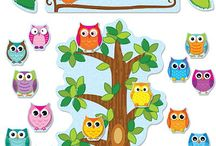 Fabulous Bulletin Boards / Bulletin Board sets for the classroom, Sunday school, or just fun to decorate