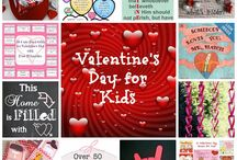Valentine's Day / Valentine's Day Activities and Resources