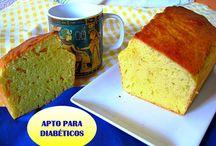 Recetas para diabéticos