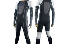 Hunger Games costumes / Hunger Games costume uniform