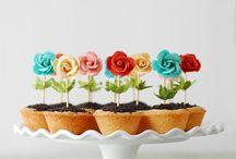 Cupcakes, cakepops bonitos