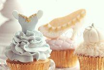 Doces para festa Cinderella