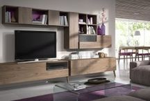 Uhu / Salones modernos con aire retro