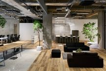 Rustic Office Space Ideas