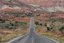 Road trip Wanderlust / Inspiration to take to the open road. Try #Route66!