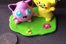 My Fimo / model making - Art Things I've made with Fimo