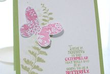 butterfly basics stamp