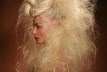 Haute hair.