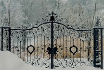 the gate / by Elise Cater Bierstetel