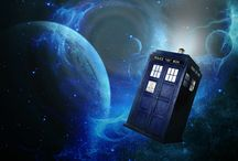 DOCTOR WHO / by Suzy Sholar
