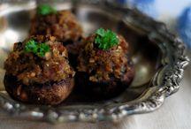 Edibles/appetizers/mushroom