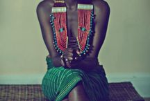 *around the neck by the collar bone* / Neck pieces can make an outfit