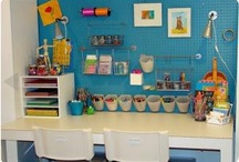 Kids Rooms / Decoration and organization