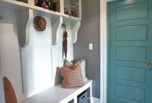 Laundry room  / by Cathy Zimmer