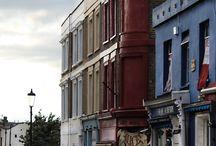 London Notting Hill / Portobello Road /