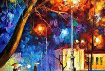 Arte colorida