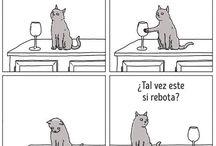 Comics Gatos
