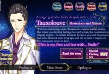 Star crossed myth - Tauxolouve