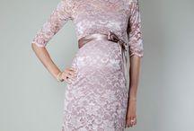 Společenské těhotenské šaty Tiffany Rose