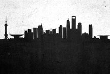 Skyline cities